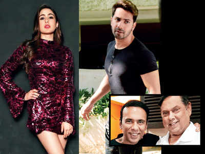 Varun Dhawan finds leading lady for Coolie No. 1 remake in Sara Ali Khan