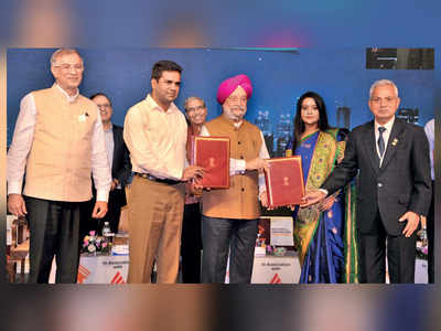 50% target for affordable homes is met: BJP Minister Hardeep Puri declares Pradhan Mantri Awas Yojana – Urban a success