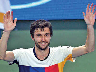ATP World Tour: Gilles Simon serves a shocker in semifinal, knocks out top seed Marin Cilic