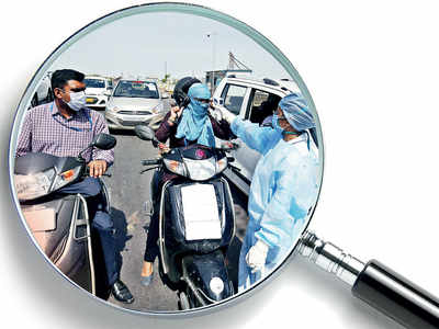 Where did 14 patients catch Covid-19 from? Gujarat govt is clueless