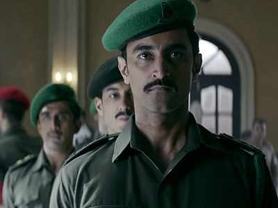 Raag Desh movie review: Tigmanshu Dhulia's historical drama has a compelling story but is fleshed out half-heartedly
