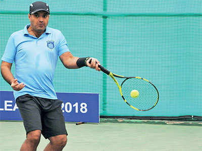 Ahmedabad Tennis Premier League: Smooth sailing for Tennis Fanatics, Shaishya Sultans and Neon Masters