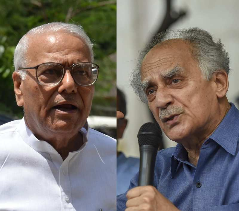 Political heavyweights come together to discuss the common man's woes