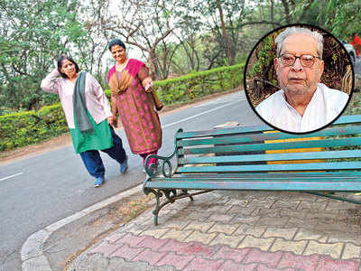 Dr Shreeram Lagoo's ARAI hill bench is to be enshrined