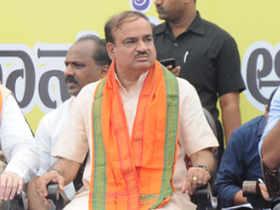 Union minister HN Ananth Kumar passes away at 59 in Bengaluru