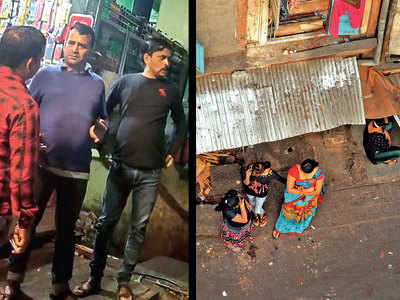 2 arrested from Rescue Foundation for drunk ruckus in Budhwar Peth