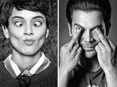 Kangana Ranaut gets candid about turning director, reuniting with Rajkummar Rao, and Ekta Kapoor's new film