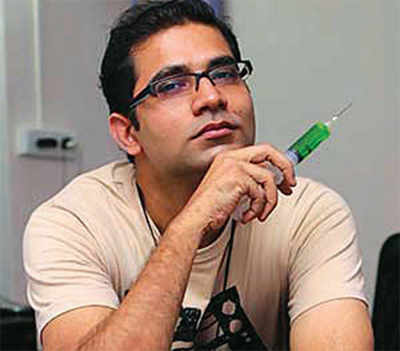 TVF CEO Arunabh Kumar rubbishes sexual harassment charges