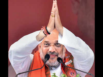 2 days before results, Amit Shah to host allies