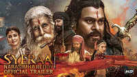Sye Raa Narasimha Reddy - Official Hindi Trailer