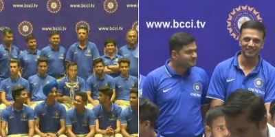 U 19 World Cup: Real credit goes to the players, says an elated coach Rahul Dravid