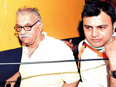 Peter Mukerjea released from jail