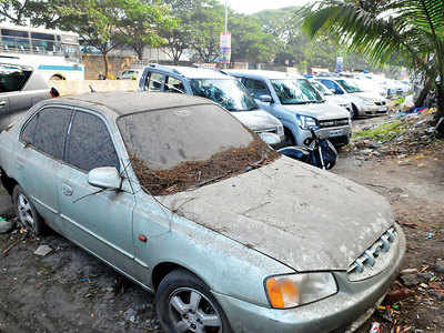 Drive to clear unclaimed cars in Pimpri-Chinchwad