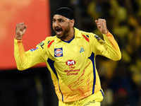 When Harbhajan Singh proved that 'old is gold'