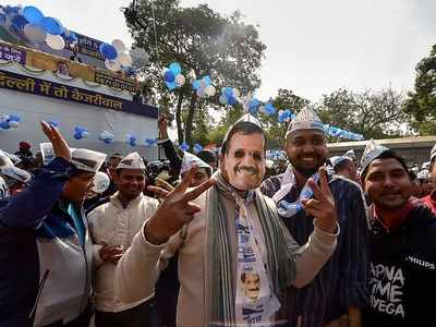 Delhi elections 2020: Here are the big winners and losers