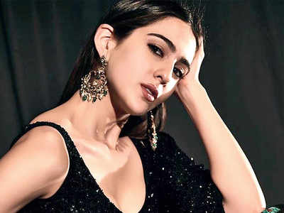 Sara Ali Khan: I was a huge nerd when I told mom I wanted to act