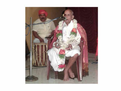 Meet the 100-year-old Bengaluru singer who suffers from dementia but still remembers yakshagana songs