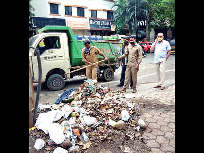 Traders come together to solve local garbage woes