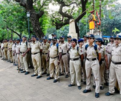 Mumbai Police draws massive security plan for Thursday's NRC/CAA protest meet at August Kranti Maidan