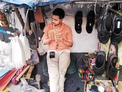Mumbai Speaks: Sole stirring