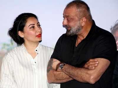 Sanjay Dutt, Maanayata's Marathi production Baba heads to Golden Globes