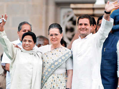 'Miffed' Maya may strike back at Cong on home turf