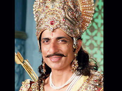 Sonu Sood on Kurukshetra: Never thought I would get to play Arjun one day