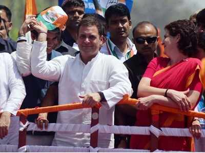 Congress claims serious breach in Rahul Gandhi's security in Uttar Pradesh; MHA denies
