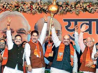 Bank scam a mere blip for BJP?
