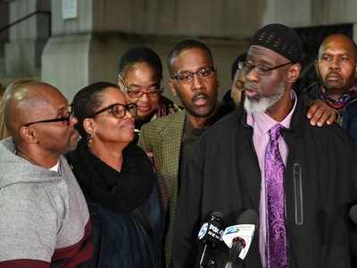 Three Baltimore men exonerated after 36 years in prison