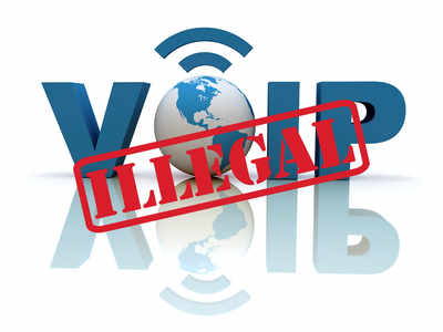 Illegal VoIP exchange busted