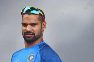 India's tour of Sri Lanka: Shikhar Dhawan replaces injured opener Murali Vijay