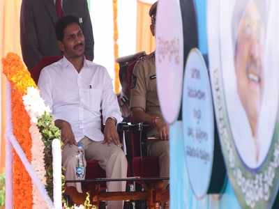 YS Jagan Mohan Reddy finds himself in religious controversy