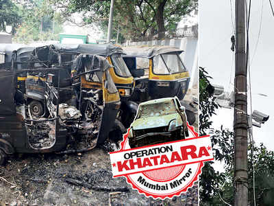 Operation Khataara: CCTV to keep an eye on Juhu khataaras