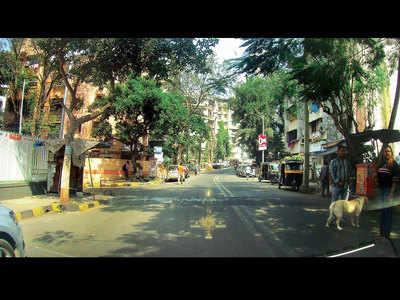 'Invisible' speed breakers near school in Borivali