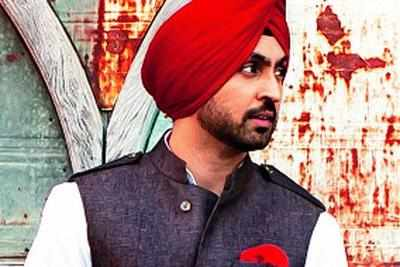 Diljit couldn't relate to role in Baadshaho