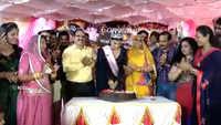 fbb Colors Femina Miss India winner Suman Rao receives a grand homecoming
