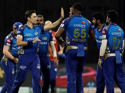 IPL 2020: Mumbai Indians first team to qualify for play-offs