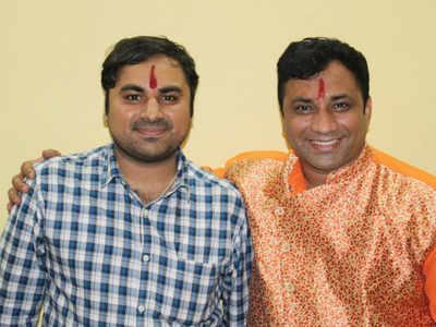 Captivating people with a heart-wrenching track, 'Dev Nahi Gabharyat' are two producer brothers - Shrinivas Kulkarni and Madhusudan Kulkarni
