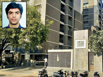 35-yr-old jumps from 7th floor of Thaltej building