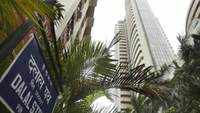 Markets fall marginally on inflation concerns, Sensex ends 21 points lower