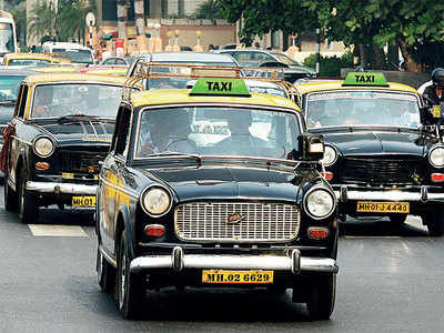 Colour-coded  'for hire' rooftop taxi indicators made mandatory from February 1