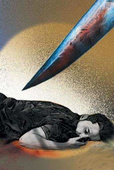 Grave mistakes in execution give away killer wife, friend