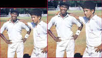 Sachin Tendulkar shares throwback pic of him and Kambli