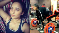 Bhojpuri stunner Rani Chatterjee's latest fitness video is all about Monday motivation!