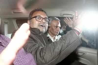 Karti Chidambaram Arrest In INX Case: Huge set back for Congress during election time