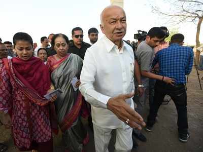 Congress, Sharad Pawar-led NCP will 'come together in future': Sushilkumar Shinde