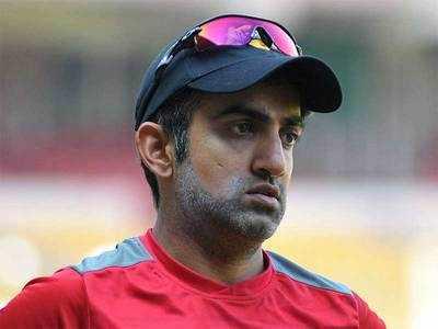 Gambhir bats for taking Test cricket to smaller towns
