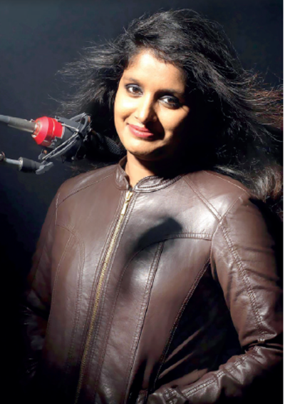 Rapid Rashmi takes to live broadcasting