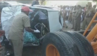 Tamil Nadu: Fatal car accident kills 6